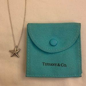 Tiffany Starfish Pendant